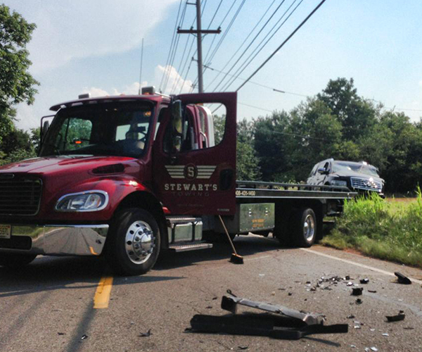 Flatbed Long Distance Towing NJ