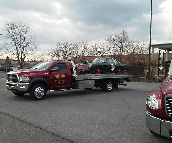 Flatbed Recovery Services NJ