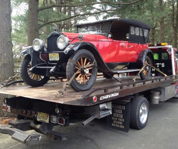 Flatbed Towing New Jersey
