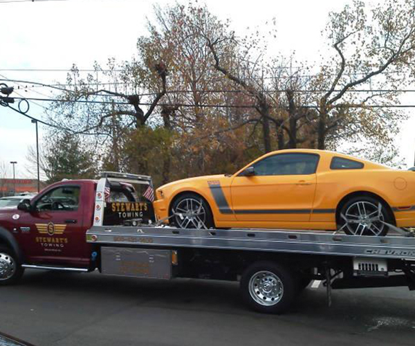 Flatbed Towing Vintage Cars New Jersey