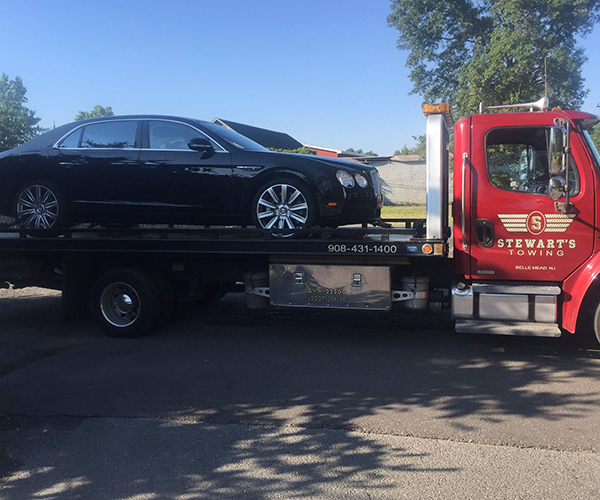 Flatbed Recovery Services Princeton