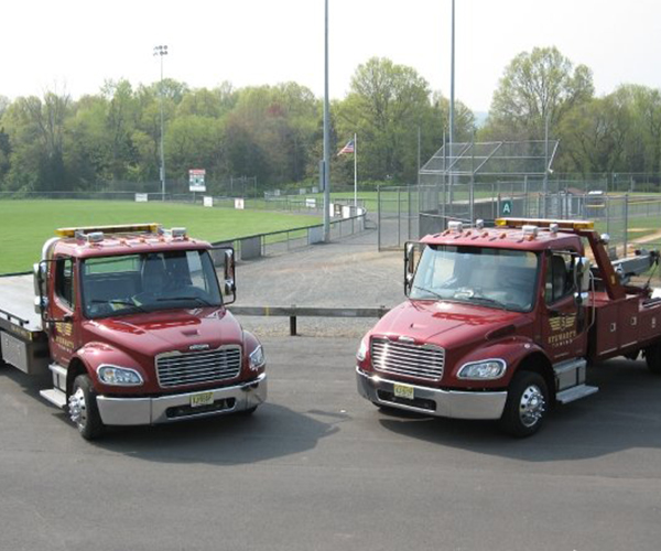Light Duty Towing Services Company NJ