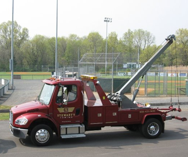 Light Duty Towing Truck Services NJ