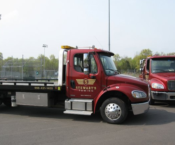 Light Duty Towing New Jersey