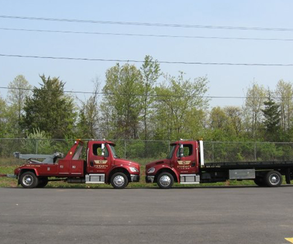 Light Duty Towing Services New Jersey