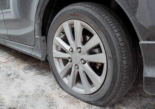 Flat Tire Repair Service New Jersey