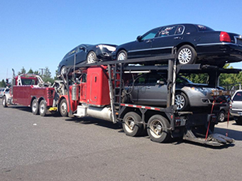 Heavy Duty Truck Towing & Repair New Jersey