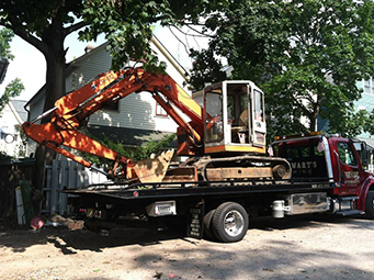 Machinery Transport Services in New Jersey