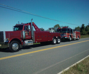 Towing company in New Jersey